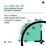 Image for the Tweet beginning: ✏️ Come progettare una città