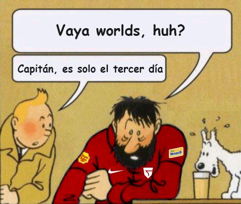 Huh 😪 #Worlds2021
