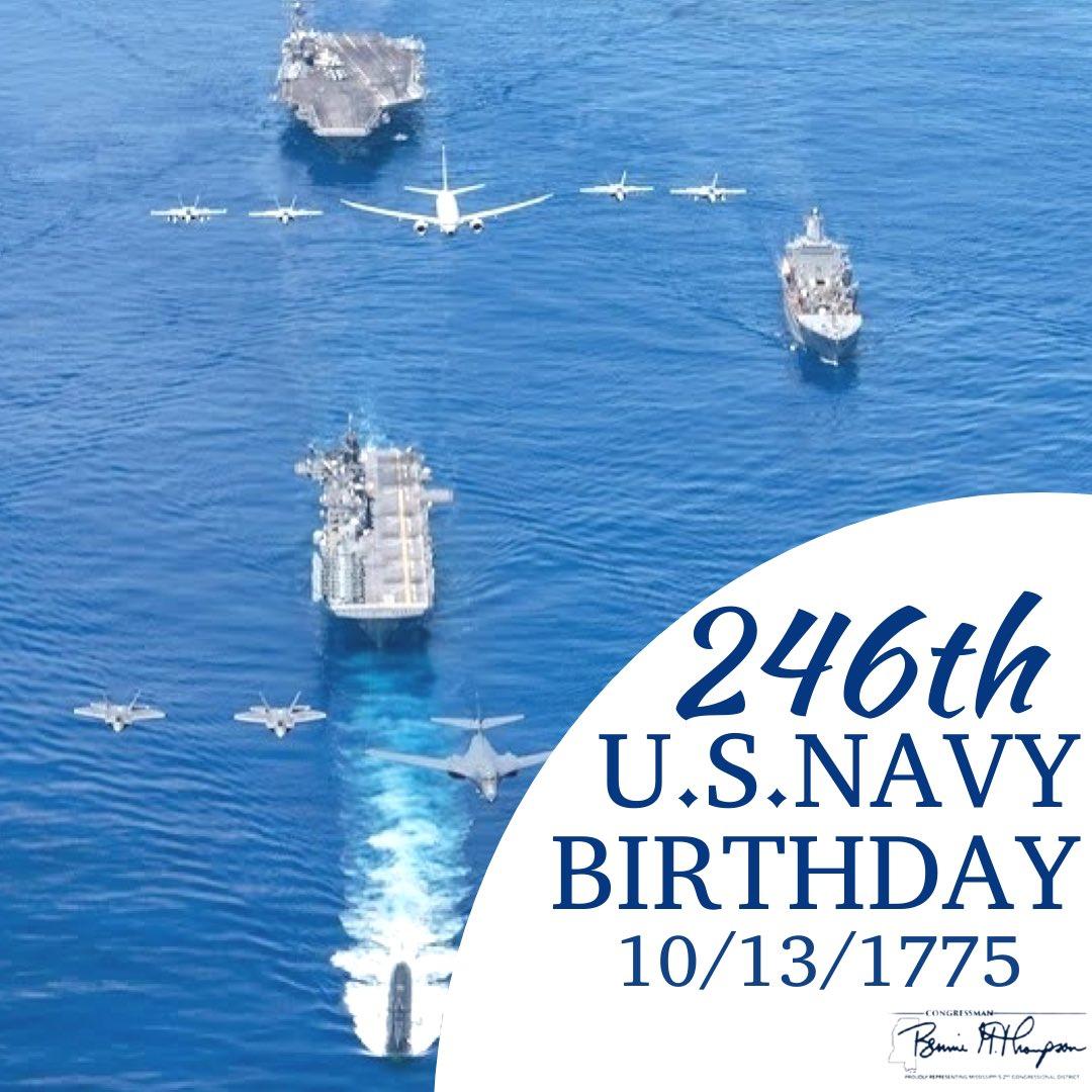 @BennieGThompson's photo on U.S. Navy