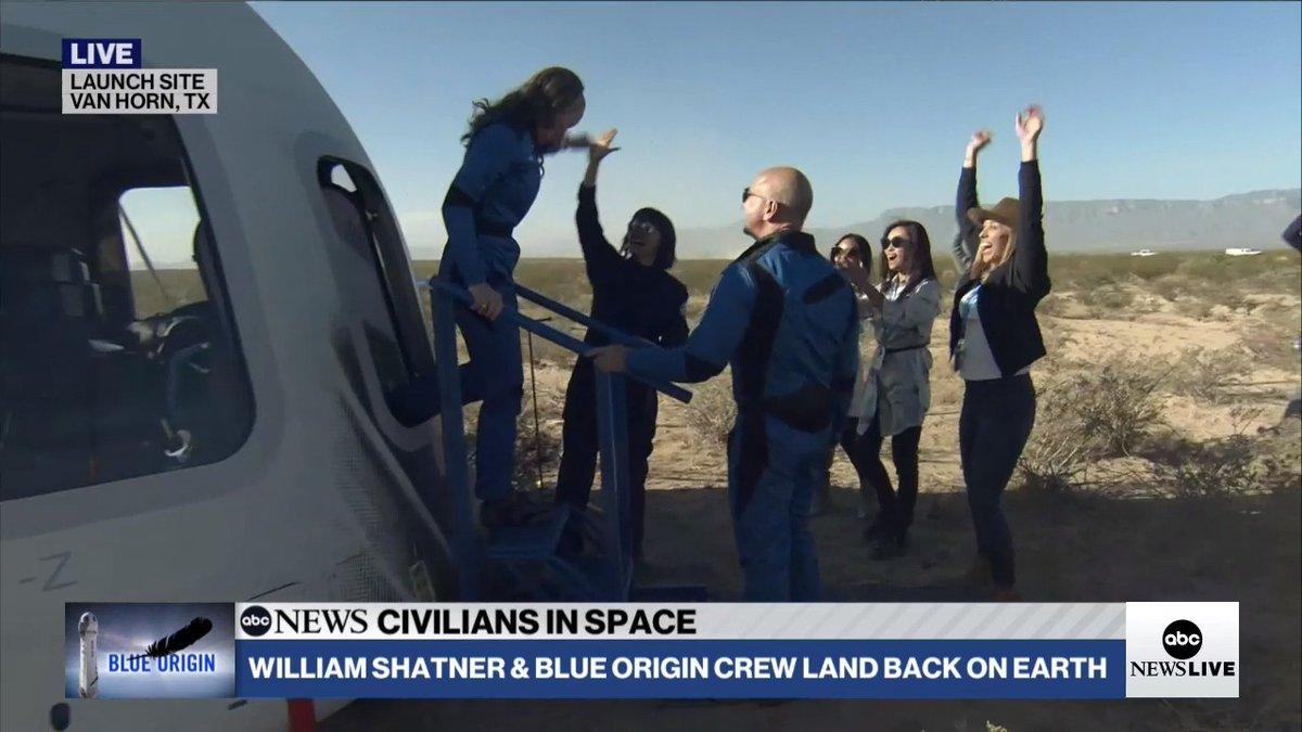 @ABC's photo on #BlueOrigin