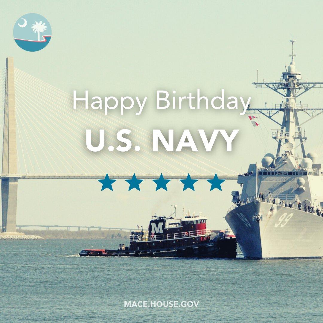 @RepNancyMace's photo on United States Navy