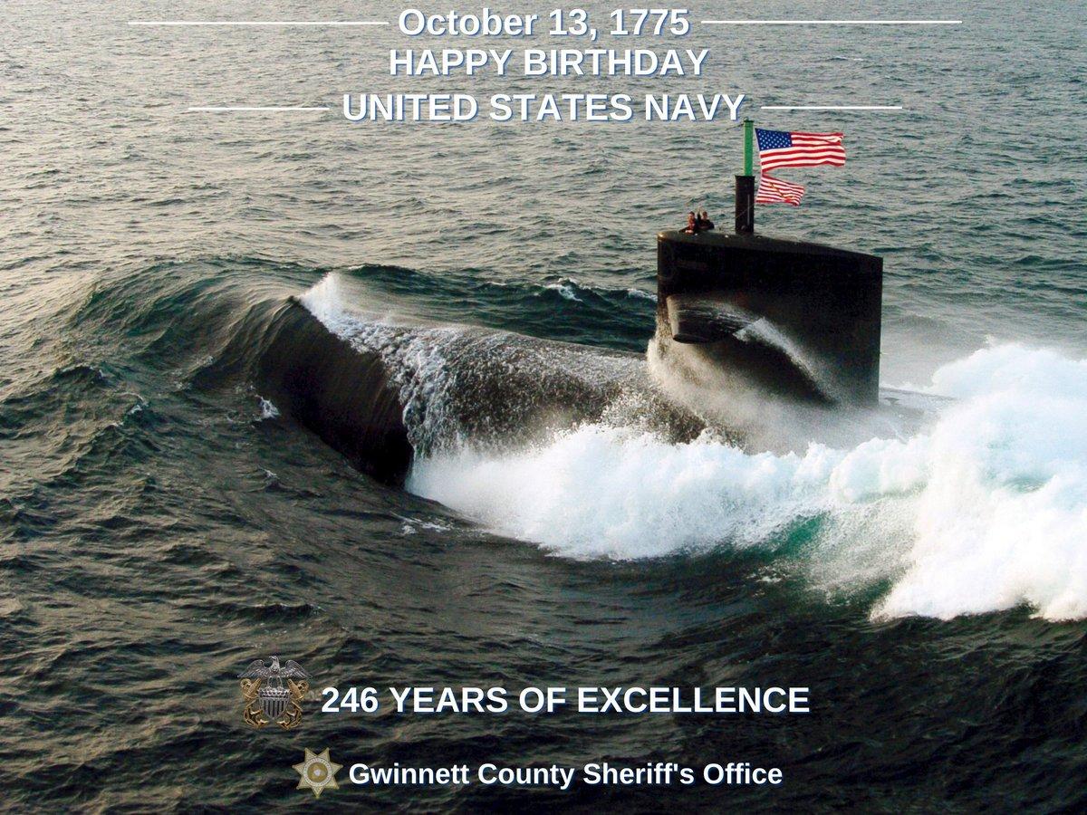@GwinnettSO's photo on United States Navy