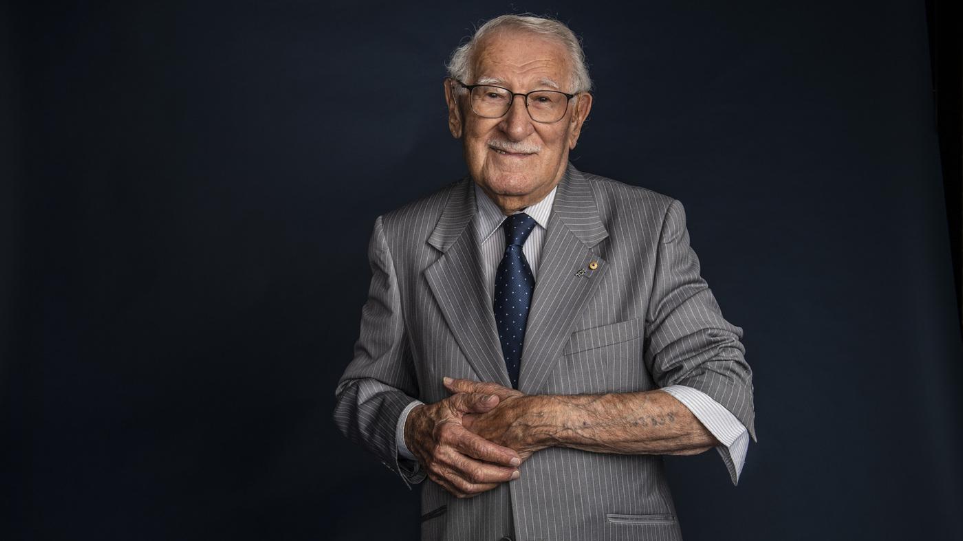 Eddie Jaku, Holocaust survivor and self-proclaimed happiest man on Earth, dies at 101