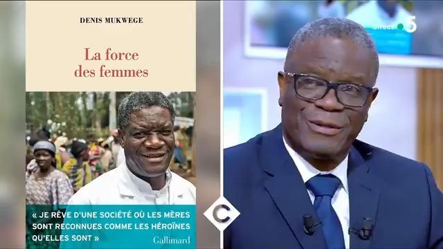 A l'occasion de la sortie de son #livre #LaForcedesFemmes, le Dr @DenisMukwege de la @PanziFoundation était hier chez @cavousf5 et il a livré une interview comme toujours très forte. A suivre, l'annonce de notre prochain #SamaBookGroup 📚 sur son ouvrage !