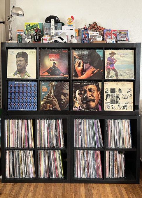 Happy Birthday to one of my favorite artist Pharoah Sanders.