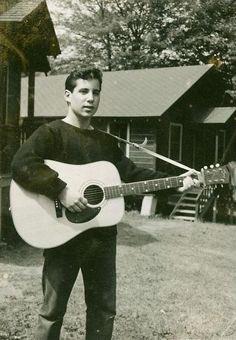 Happy birthday Paul Simon. 80 today