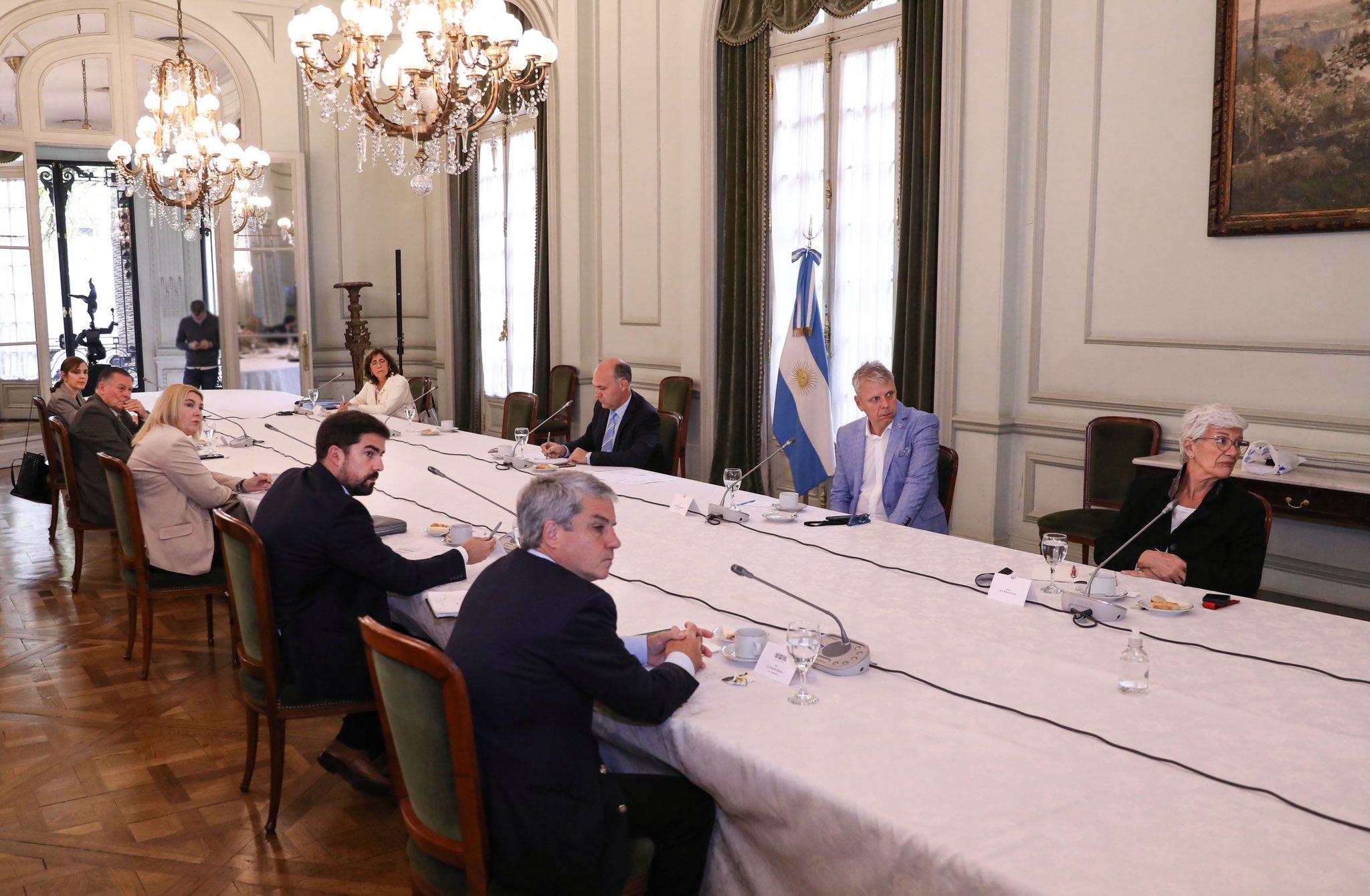 El Consejo Nacional de Malvinas elaborará «propuestas concretas para contribuir a la posición argentina»