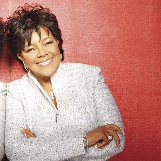 Happy Birthday to Pastor Shirley Caesar!
