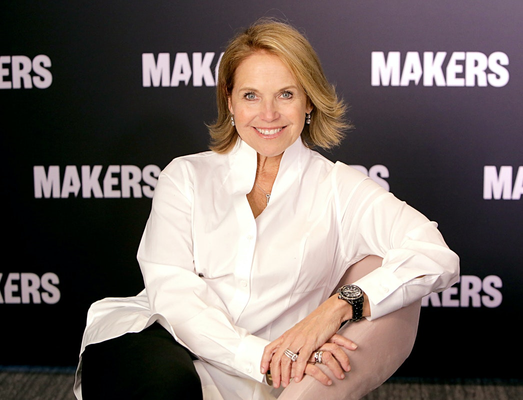 @realDailyWire's photo on Katie Couric