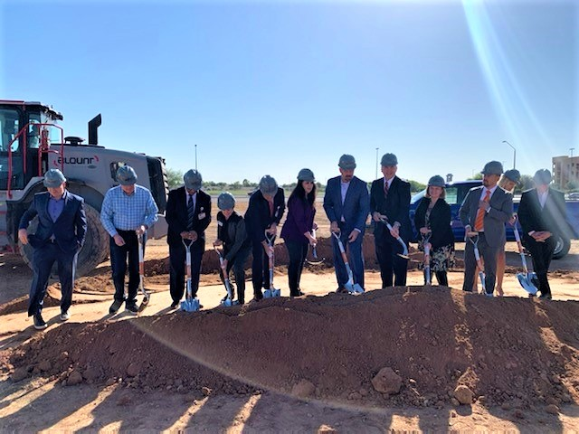 .@kindredhealth's new state-of-the-art facility will help meet the growing need for inpatient rehabilitation services in the East Valley area of AZ. Therapeutics will include augmented reality balance training, therapy bionics, and a full-body exoskeleton. https://t.co/oAEPQri5UZ