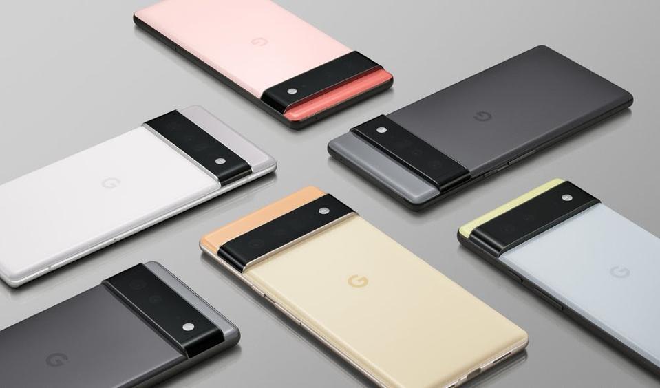 Google's Pixel 6 Has Surprise Downgrade Vs Pixel 6 Pro