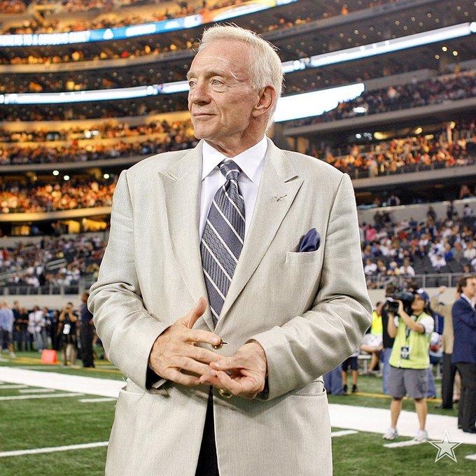 Happy Birthday, Jerry Jones!