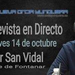 Image for the Tweet beginning: 🔊 #NuevaOndaYunquera entrevista en #Directo