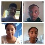 Image for the Tweet beginning: Jaylen, Veronica, Darrell, and @MalachiThomp