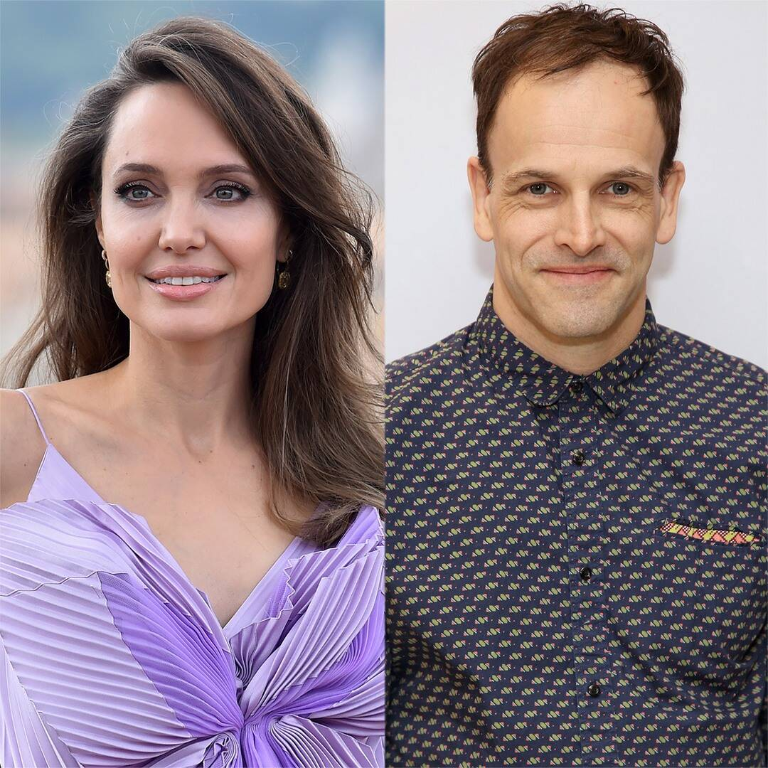 Angelina Jolie Spends More Time With Ex Johnny Lee Miller Over Dinner