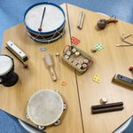 Image for the Tweet beginning: Using instruments this afternoon to