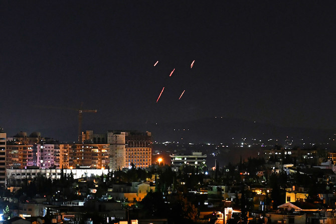 Syria reports Israel airstrikes on central province of Homs