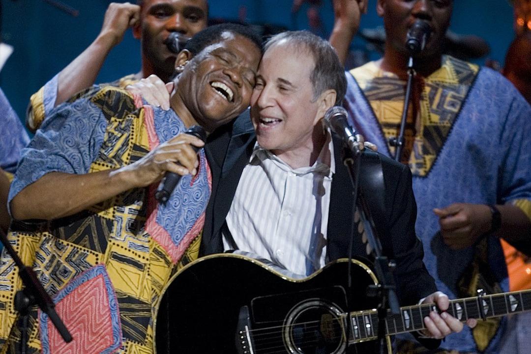 Happy 80th Birthday, Paul Simon How I love this music \Diamonds\.  Enjoy your years, great man!