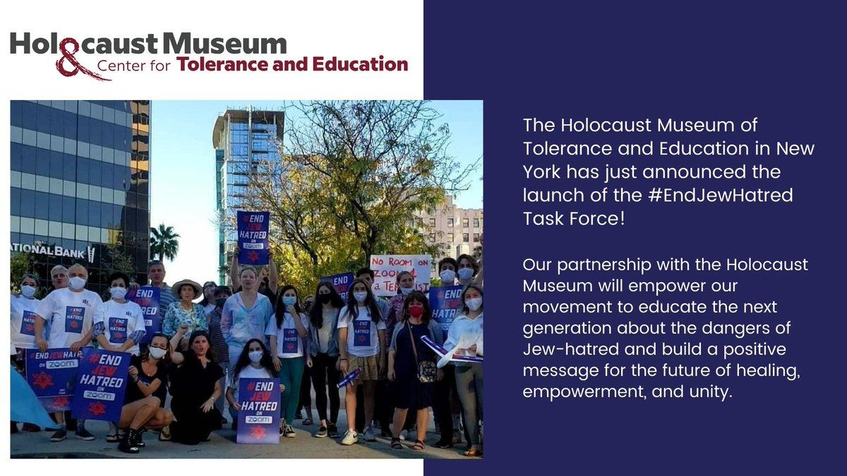 This is HUGE!!!! holocauststudies.org/endjewhatred.h… Thank you @EndJewHatred!