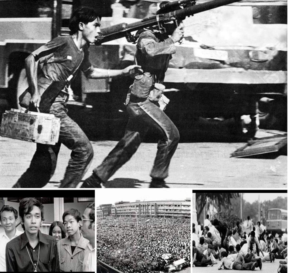 ตำราญี่ปุ่น เรียก 14 ตุลาคม 1973 ในไทย ว่า