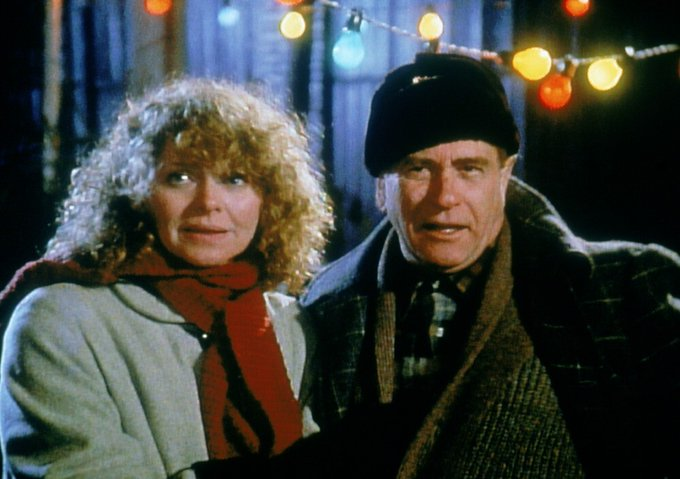 Everyone wish Melinda Dillon a Happy Birthday before she puts a bar of soap in your mouth.