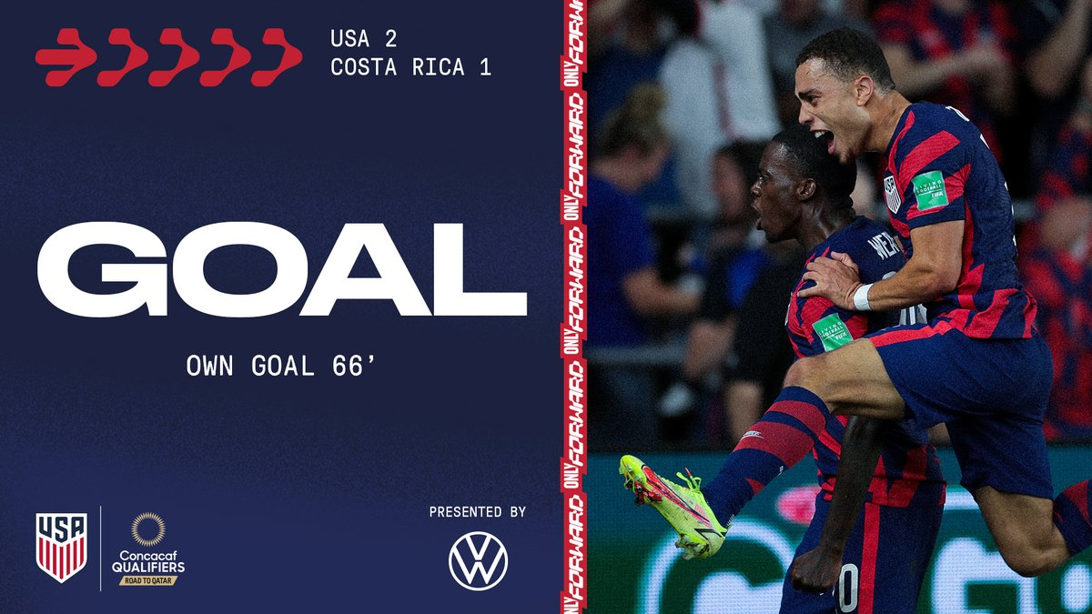 @USMNT's photo on Weah