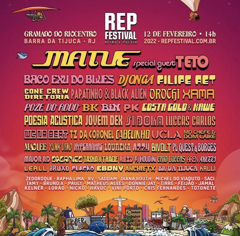 Rep Festival Twitter