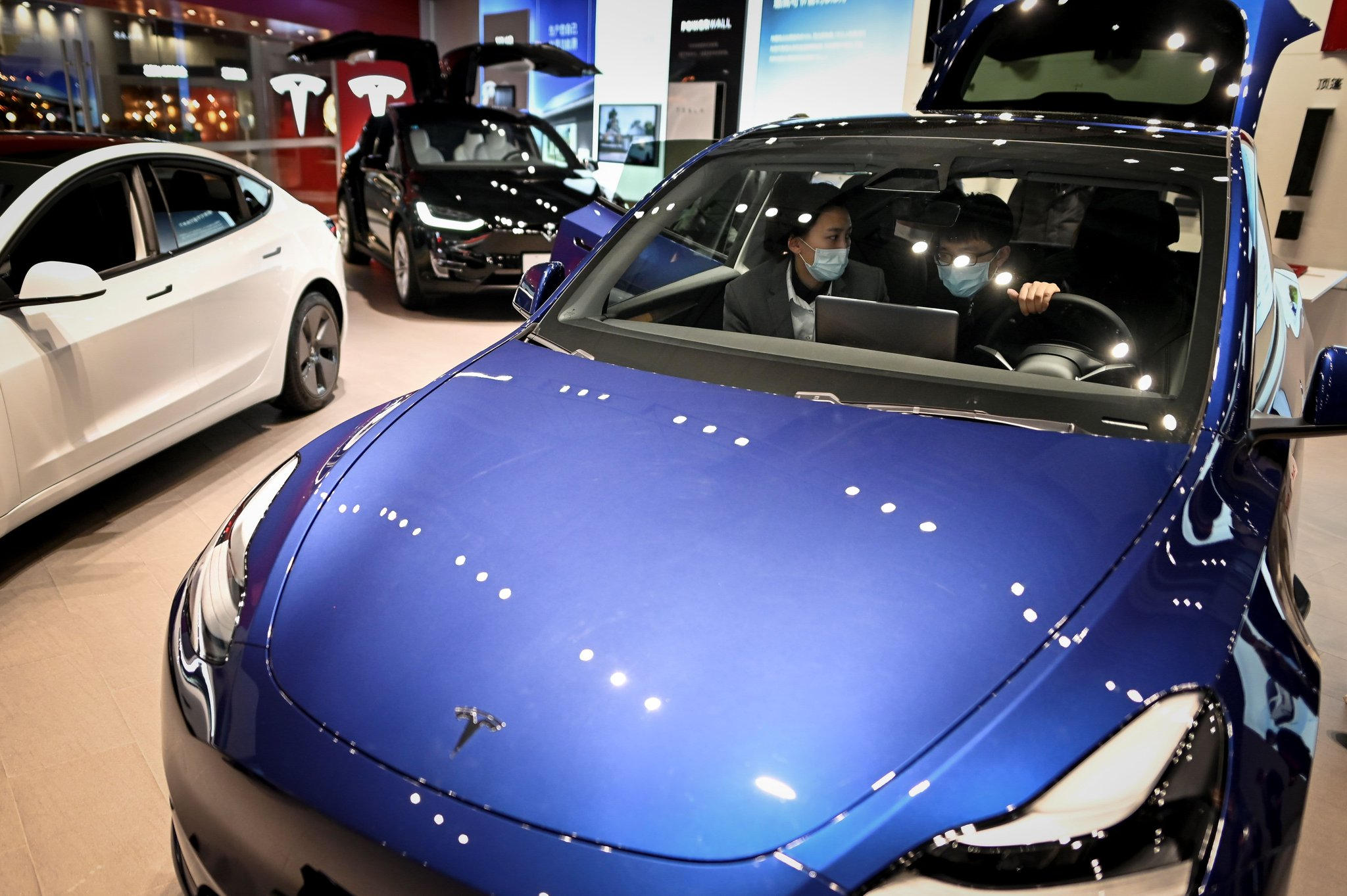 Here are the best-selling electric cars in China so far this year