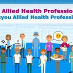 Image for the Tweet beginning: Happy AHP day. Thank you