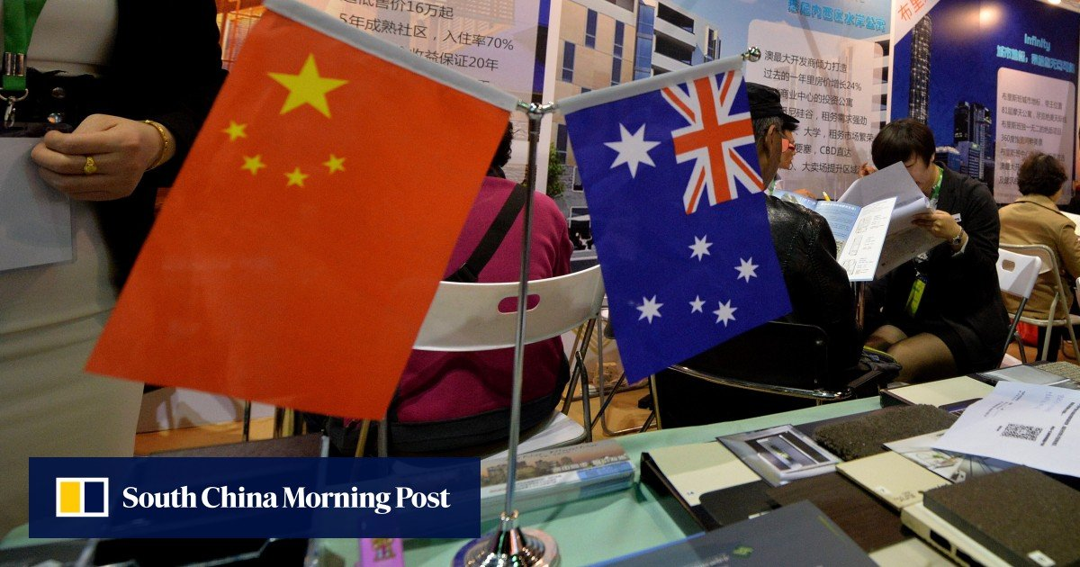 Australia open to China investors but security issues crucial - FIRB