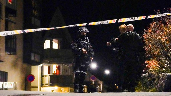 At least 5 killed in Kongsberg bow and arrow attack in Norway
