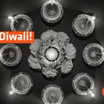 Image for the Tweet beginning: Happy Diwali!