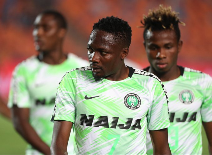 AFCON winner in 2013  2  Scored braces at two separate World Cups Happy birthday Ahmed Musa!