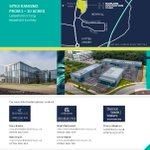 Image for the Tweet beginning: Harlow Innovation Park offers up