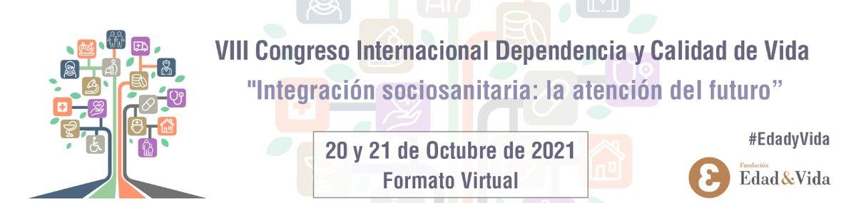 test Twitter Media - #PRORROGADO #Cuotareducida en #inscripción hasta 18 octubre 2021! #Programa del #VIIICONGRESO INTERNACIONAL DEPENDENCIA Y CALIDAD DE VIDA #EdadyVida #FORMATOVIRTUAL 2021.@MatiaFundazioa @FPilares @quironsalud @PeriodicoNGD @DomusVi_Es @COCIR @inigoalli https://t.co/Vn98VujEMm https://t.co/GPdwb4soq9