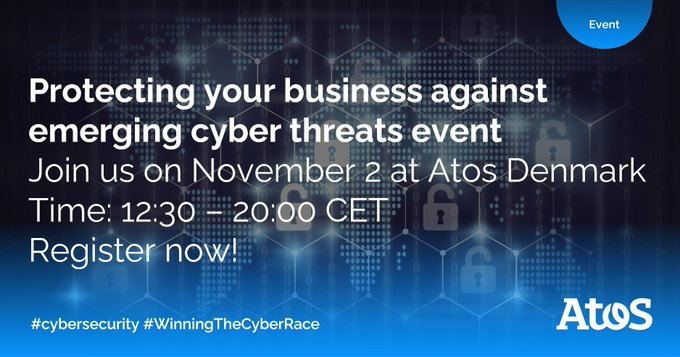 Register now for our Protecting your business against emerging cyber threats event on...