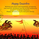 Happy Dussehra. May the occasion bring happiness, fortune, and prosperity to your life.  #HappyDussehra #happiness #siorasurgicals #india #celebration #fortune #occasion