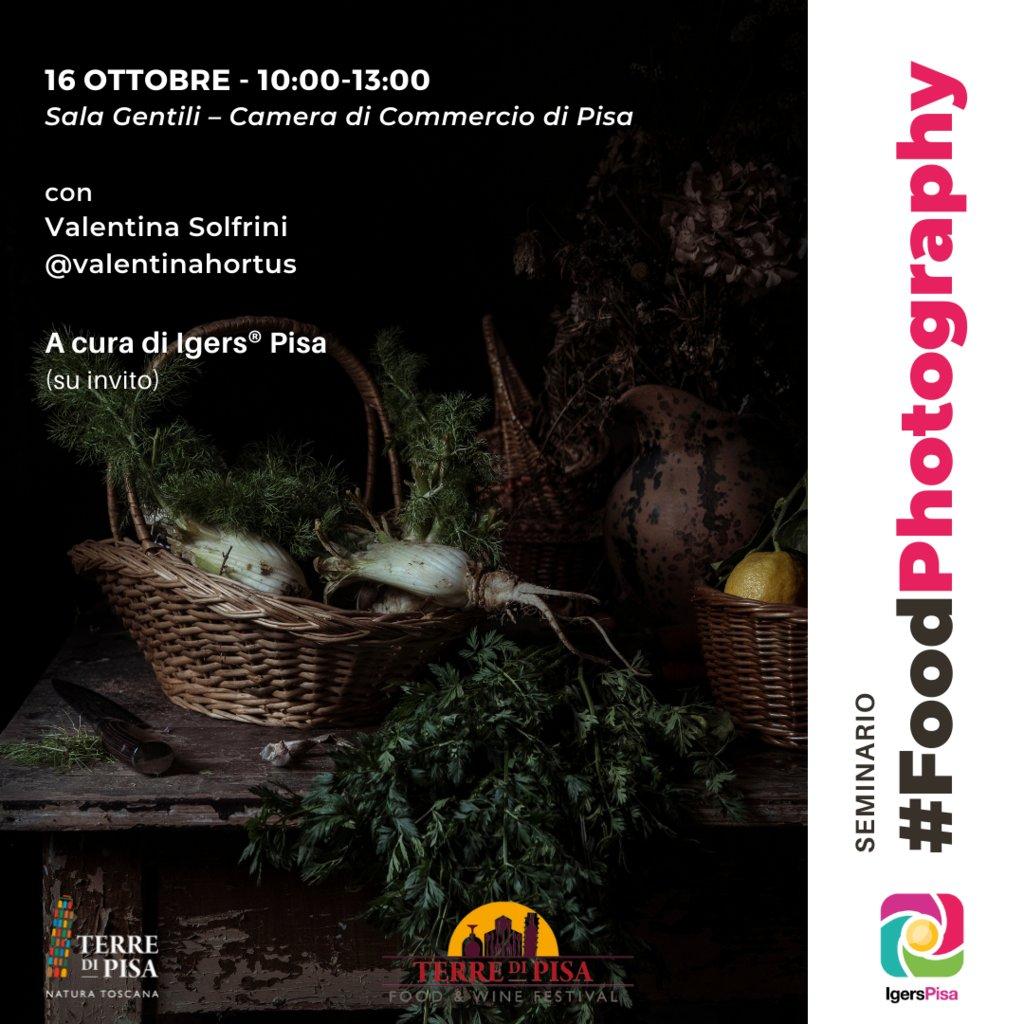 Si torna a degustare e a scattare con il Terre di Pisa Food and Wine Festival - https://t.co/f3OBJeeyzi https://t.co/zmQ0Se8kKa