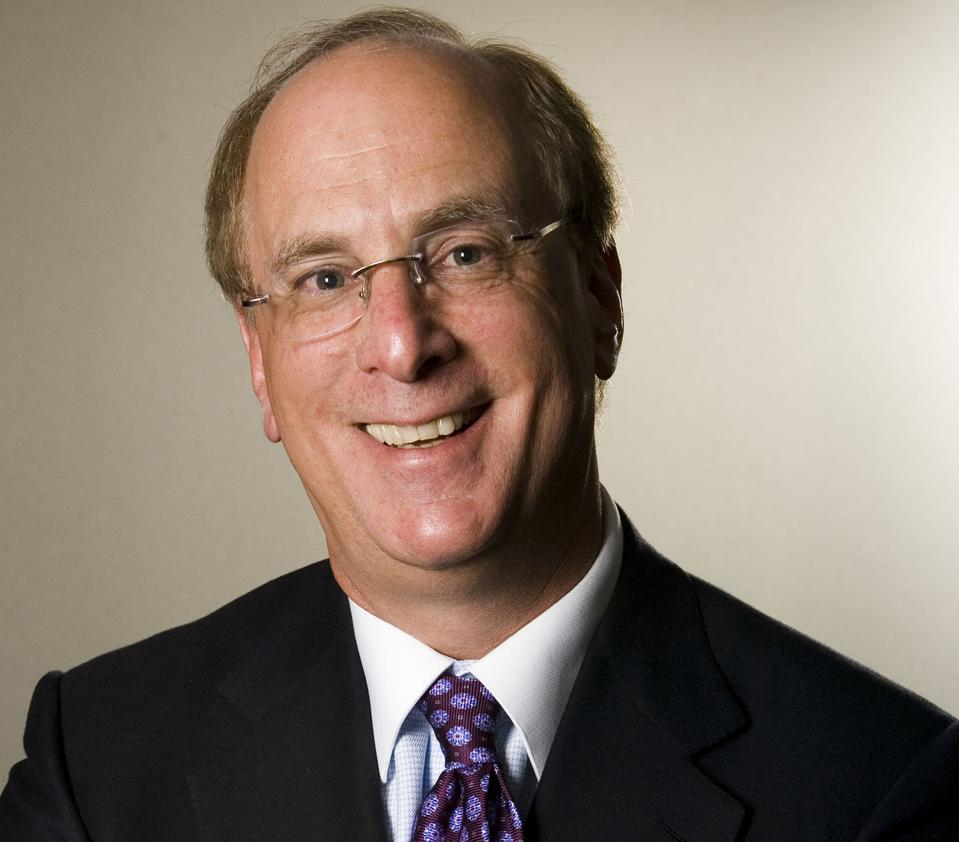 Larry Fink Wants $100 Billion For Decarbonization Aid: We Are Not Persuaded