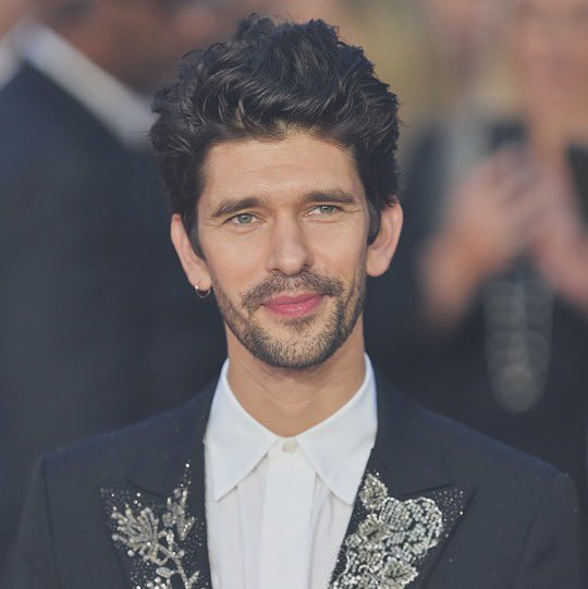 Happy 41st Birthday to our very own Ben Whishaw! and a very happy birthday to his brother James too.