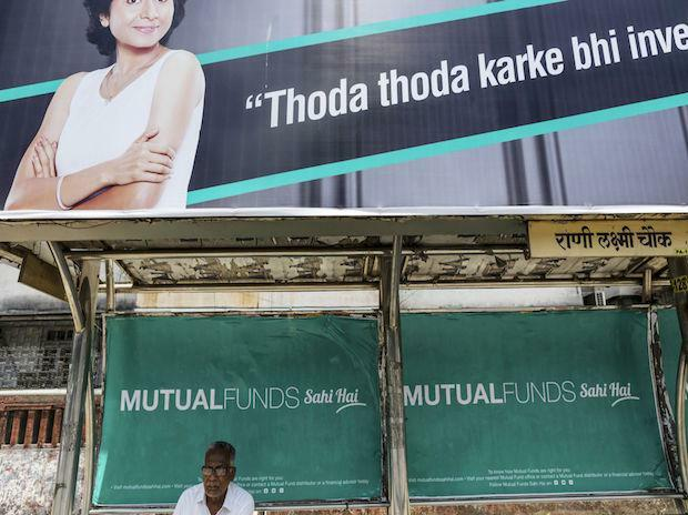 Over $1 billion of mutual fund inflows is flooding into India's market monthly
