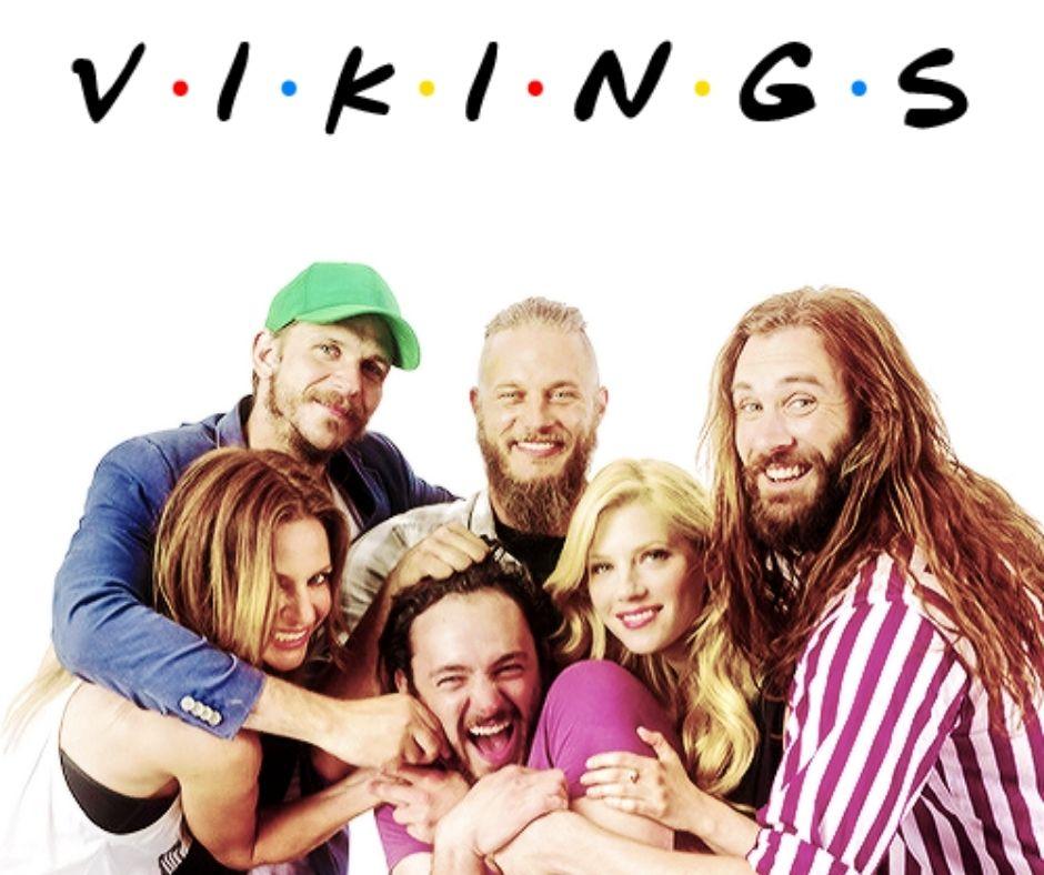 ⚔️🤔😜⚔🤔😜   #funny #humor #ThursdayFun #DailyFunny #vikings