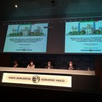 Image for the Tweet beginning: Da comienzo la presentacion