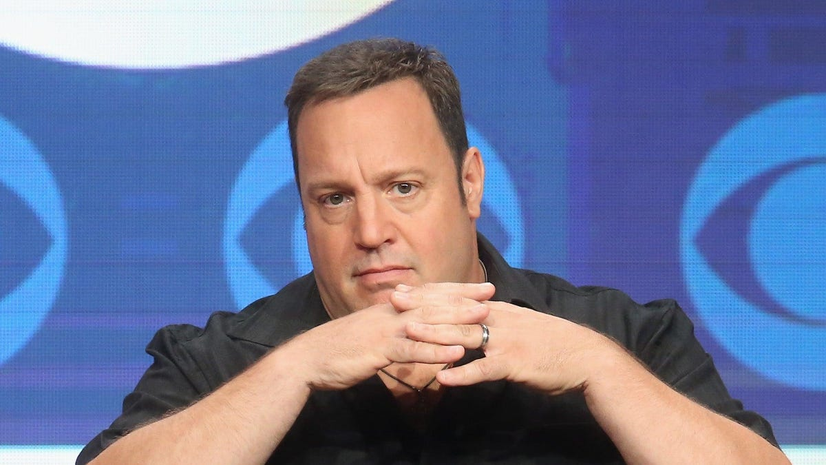 @TheAVClub's photo on Kevin James
