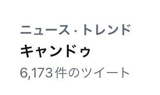 キャンドゥ Twitter