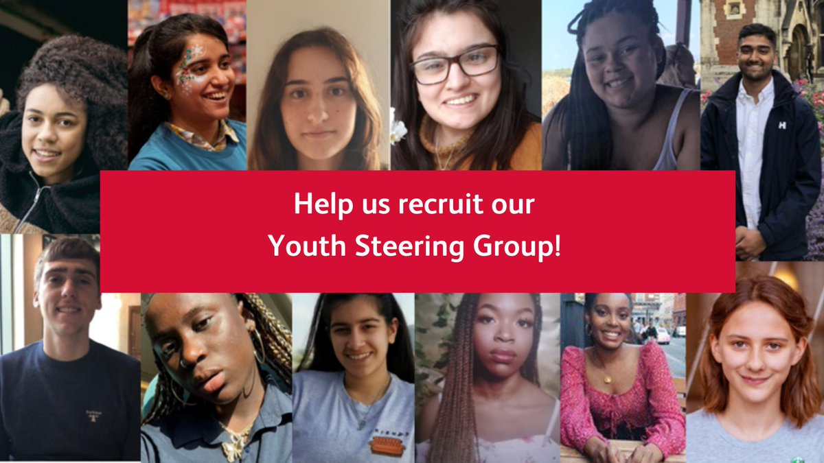 📣Opportunity for Young People in England  🌟We are excited to be recruiting our Youth Steering Group. 🌟  If you are aged 14-24 and want to help reduce inequality in education, we want to hear from you!   Deadline 7/11/21.   Find out more & share: https://bit.ly/FEAYouthSteering