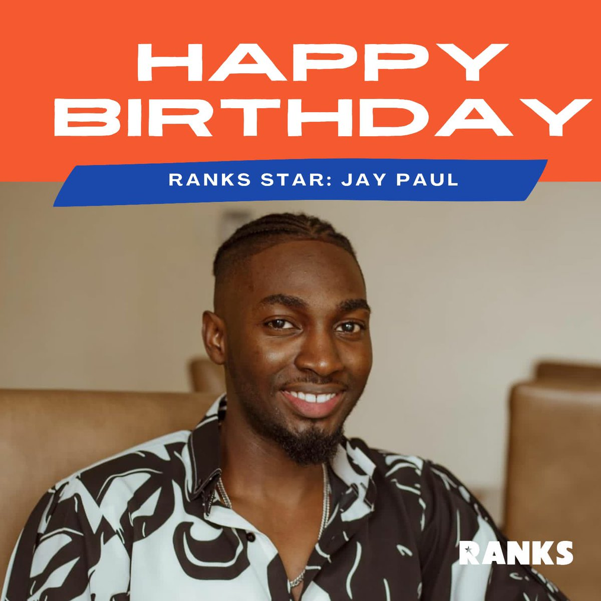 Happy birthday to the Man with enough Fire and vibes to go round @Jaypaulmrflamez . More years of greatness ahead champ ❤️❤️❤️