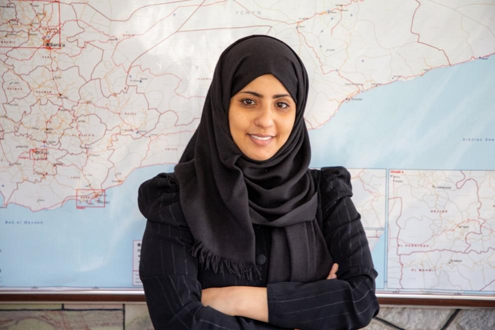 Say hello to Shroq 👋 She's a doctor and medical activities manager with an @msf_yemen project caring for mothers and babies. Yemenis have been living through a brutal civil war for the past 6 years. Dr Shroq shares her experience 👇