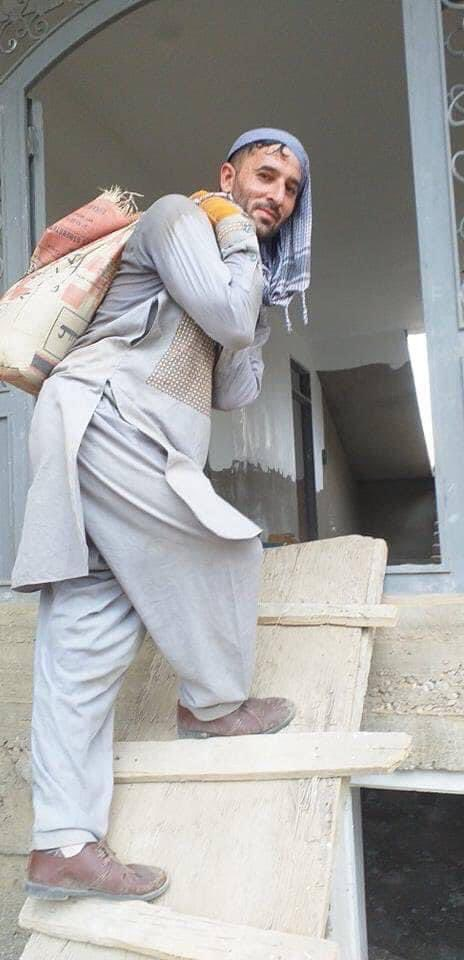 University lecturer in Afghanistan :((  #FreeAfghanistan