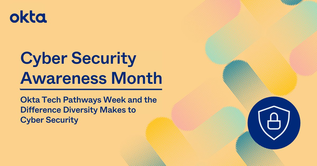 Annual Tech Pathways Week aims to support underrepresented job seekers to succeed in the tech + cyber security industries. Learn more about our commitment to bridging the technology + talent gap: bit.ly/3AFdsyM